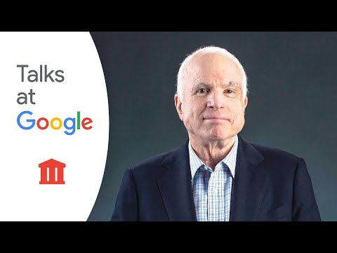 Candidates@Google: John McCain Video