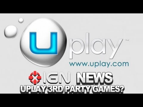 IGN News - Ubisoft's Uplay May Sell Third-Party Games