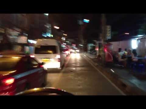 Soi22 Sukhumvit Road in BKK バンコク スクンビット