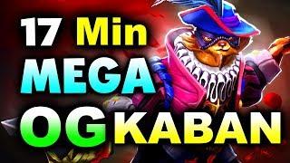 OG vs KABAN - 17 MIN MEGAS! - StarLadder ImbaTV MINOR DOTA 2