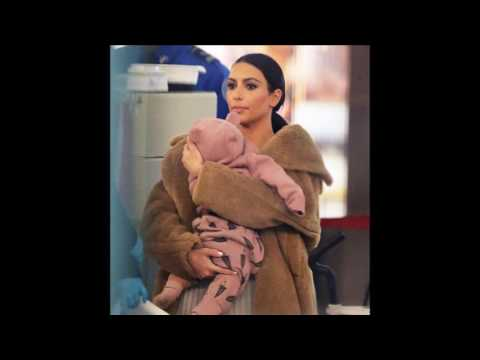 Kim Kardashian And North West Love Compilation