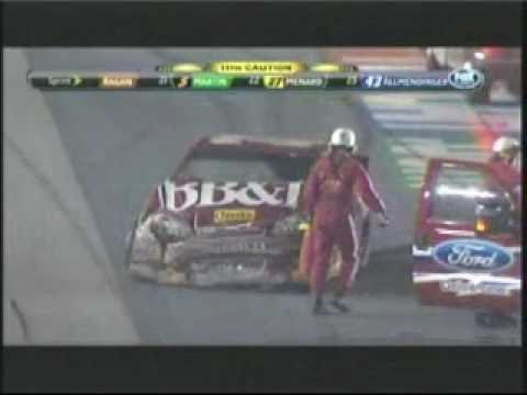 2011 Kyle Busch vs Kevin Harvick @ Darlington (Interviews Included)