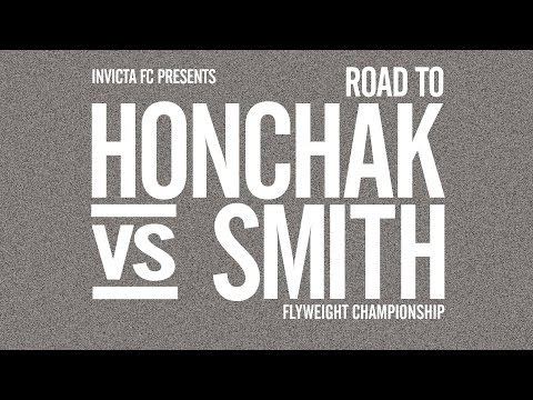 TEASER -  Road to Invicta FC 7: Honchak vs Smith