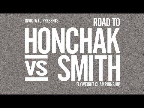TEASER -  Road to Invicta FC 7: Honchak vs Smith
