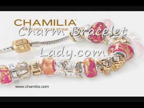 Chamilia Charm Bracelets Chamilia Charms And Beads Fit