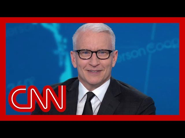Anderson Cooper mocks Fox News host's 'trolley to hell' thumbnail