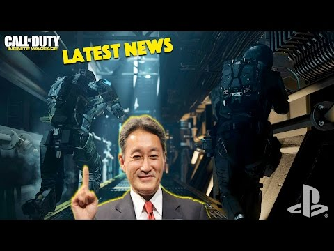 Call Of Duty: Infinite Warfare E3 News RoundUp! NEW Campaign Gameplay, MWR Early Access & More!