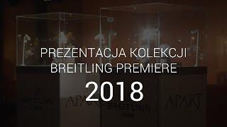 Breitling Premier - premiera kolekcji