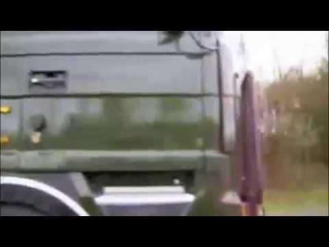 UK Nuclear Weapons Convoy