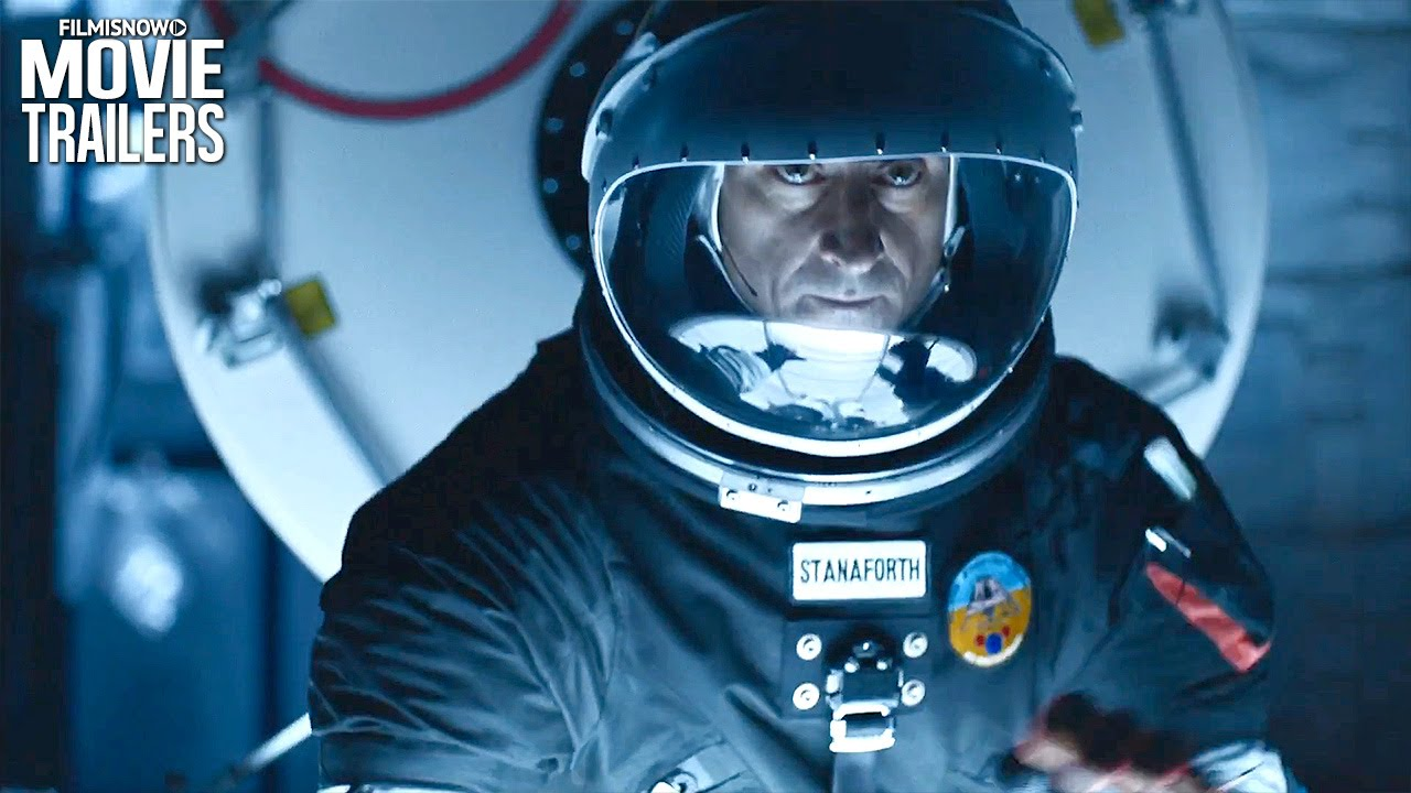An astronaut prepares for a mission to Mars in APPROACHING THE UNKNOWN Trailer [HD]