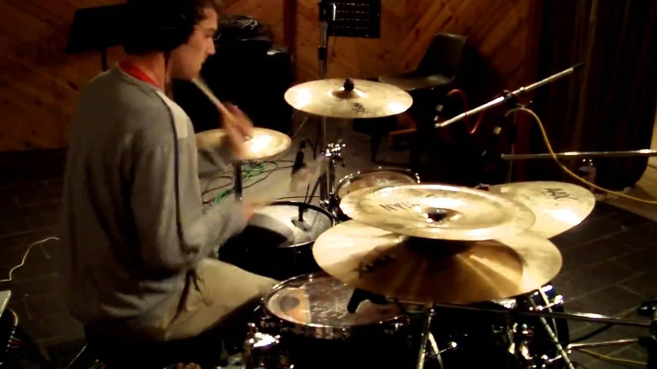 alex moller basement jaxx good luck drum cover youtube