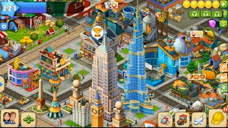 Township Game Pc Game play Level 221 | population 15020