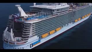 Люксовые Круизы от inCruises на Лайнере-Гиганте Royal Caribbean Symphony of the Seas