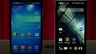 Prizefight - Samsung Galaxy S4 vs. HTC One