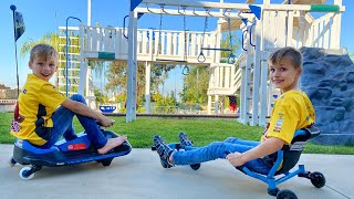 Parents vs Kids Soccer, New Toys & Owen Vlogs || Mommy Monday