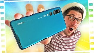 Huawei F*CKT alle! - P20 Pro - Review