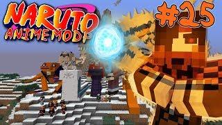 MASTERING THE SHARINGAN! || Naruto Anime Modpack Episode 25 (Minecraft Naruto Anime Mod)