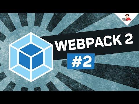 Webpack 2 — #2 — Создаём наше первое приложение