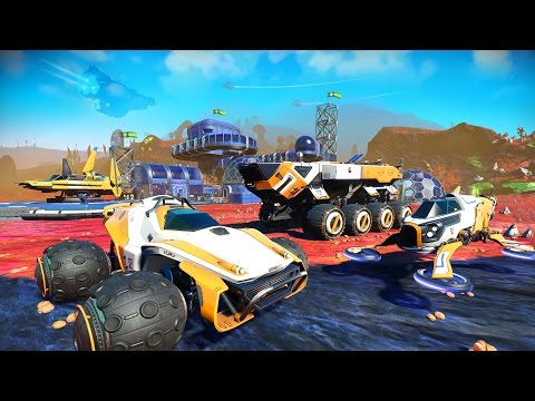 No Man's Sky - The Path Finder Update