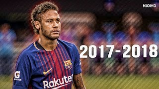 Neymar Jr - Shape of You ● Skills & Goals 2017-2018 HD