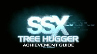 SSX: Tree Hugger Achievement Guide