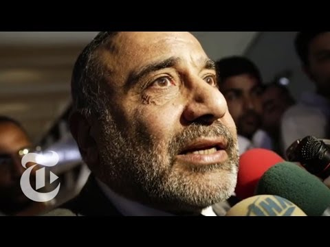 Four Contenders to Replace Iraq's Nuri al-Maliki | Times Minute | The New York Times