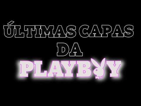 Últimas Capas da Playboy