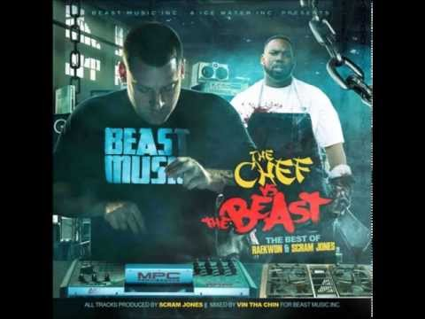 Raekwon & Scram Jones The Chef Vs The Beast (Full Mixtape)....................2013