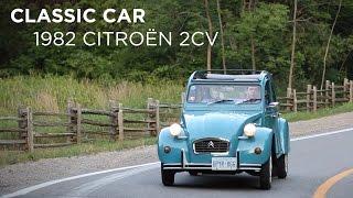 Classic Car | 1982 Citroën 2CV | Driving.ca