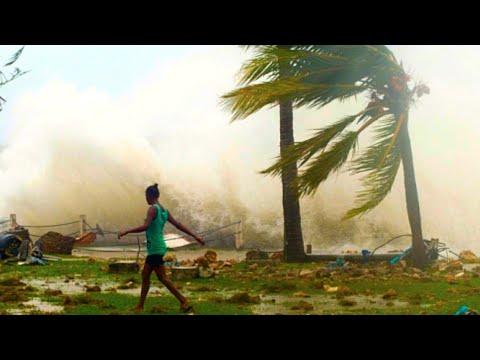 Cyclone Pam Leads to Crisis in Kiribati