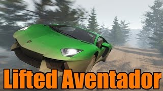 Forza Horizon 2 | Lifted Off-Road Lamborghini Aventador