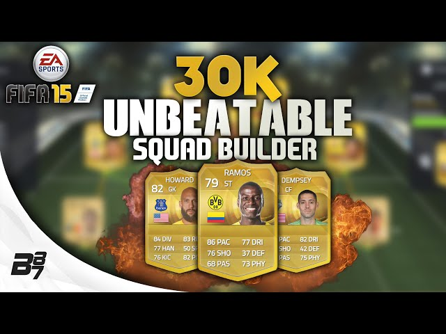 FIFA 15 MOTM DE BRUYNE REVIEW (86) FIFA 15 Ultimate