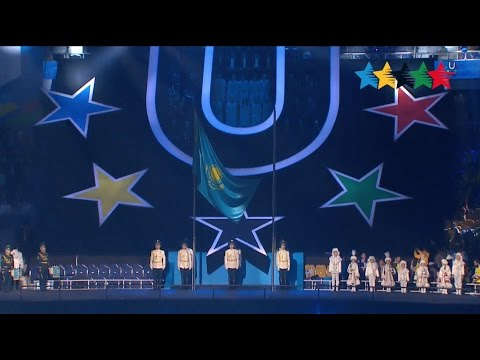 Images of the Day 2 Opening Ceremony - 28th Winter Universiade 2017, Almaty, Kazakhstan