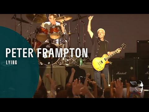 Peter Frampton - Lying (Live In Detroit) ~ 1080p HD