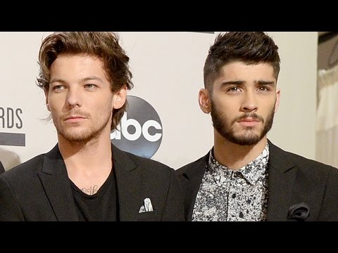 Louis Tomlinson Upset Over Zayn Maliks Solo Music
