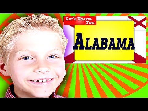 Alabama Travel Guide / Sweet Home Alabama travel
