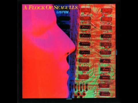 A Flock Of Seagulls - Over The Border