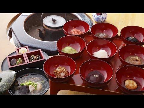【食と農の景勝地】岩手県 一関市・平泉町 ~400年のもち食文化~