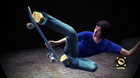 Skate 2: First four Achievements