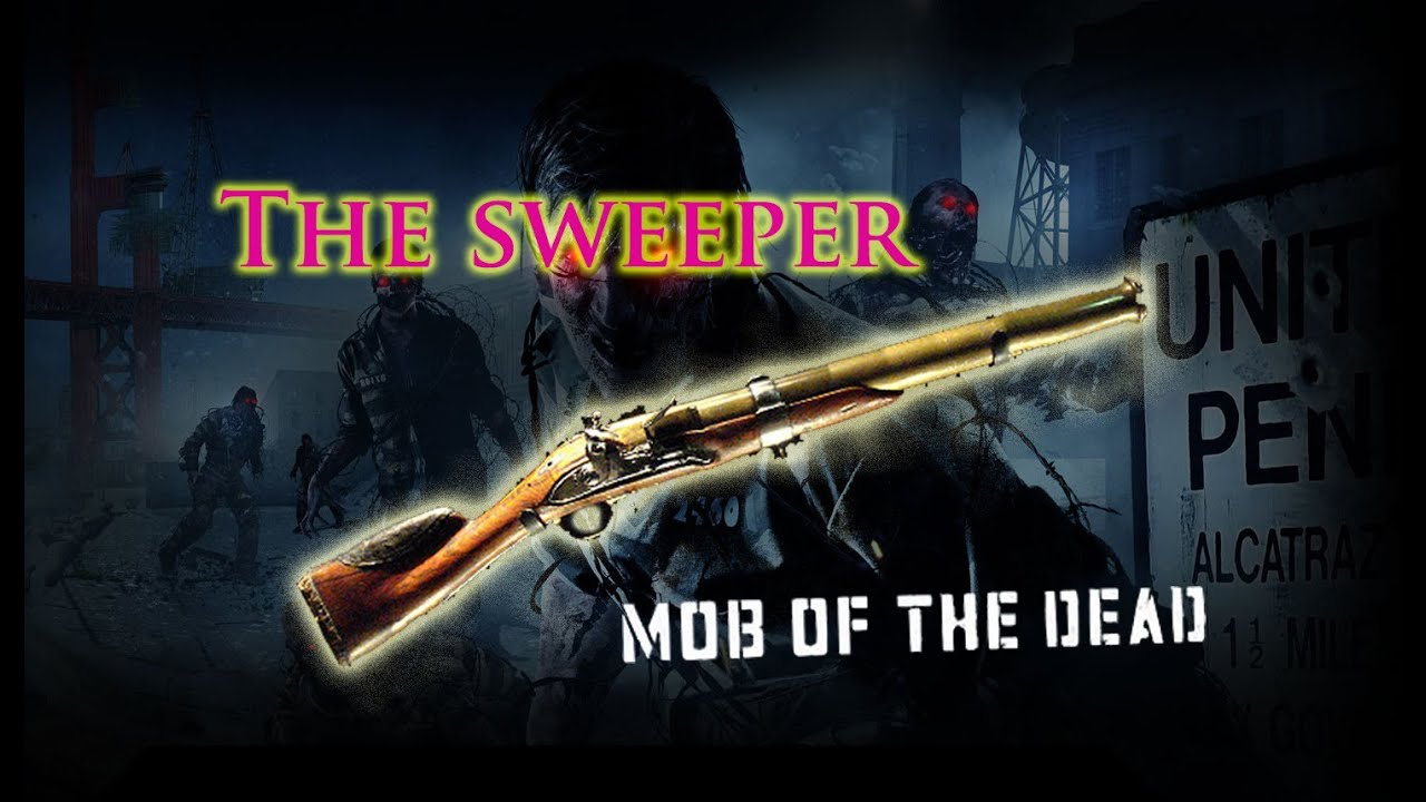 Blundergat The Sweeper Pack A Punched Mob Of The Dead