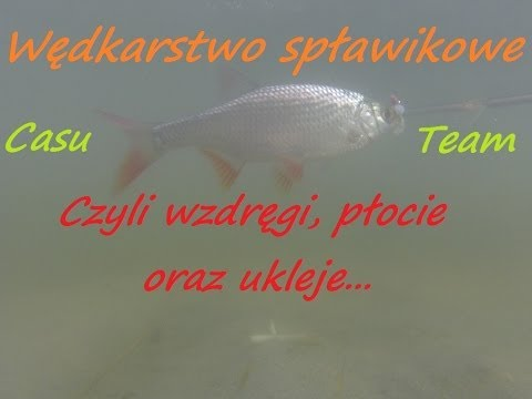 Marcowy Spławik Na żwirowni- Czyli Wzdręgi, Ukleje I Płocie...