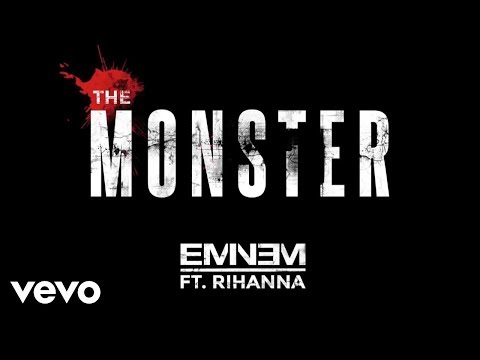 Eminem - The Monster (audio) Ft. Rihanna video
