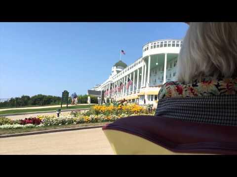 Mackinac Island Visit-August 15, 2015