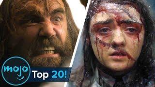 Top 20 Best Game of Thrones Characters