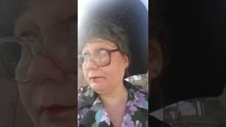 Olga har åkt på pollenallergi