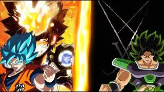 Trickyreborn VS Yates | Fan-Made Trailer Dragon Ball Super: Broly Style