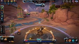 SMITE lets call it a draw
