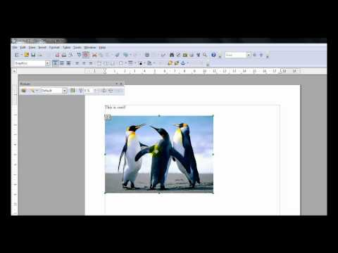 Apache Open Office Writer Introduction and User Interface Part 1 of 2