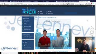 7 Figure Cycle Review and Members Area Tour