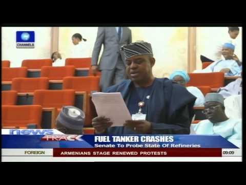 Senate To Probe State Of Refineries 25/06/15